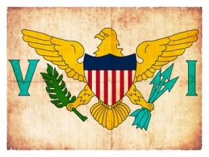 St Thomas Flagge