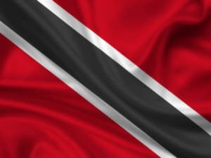 Trinidad-Flagge