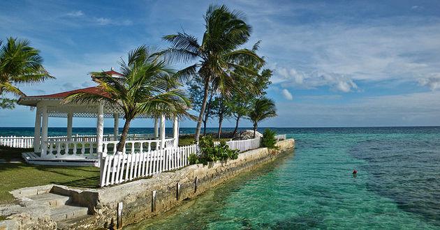 Bahamas Gazebo auf New Providence, BahamasQuelle: Bahamas Gazebo von Bryce Edwards (CC BY 2.0)
