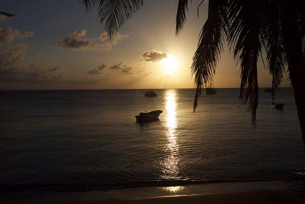 Am Strand auf Little Corn IslandQuelle: Little Corn Island von Courtney Boyd Myers (CC BY 2.0)