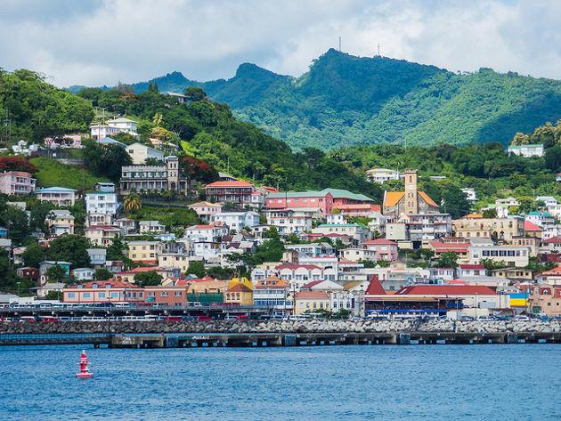 Blick auf GrenadaQuelle: Grenada von Lee Coursey (CC BY 2.0)